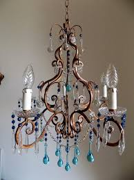 chandelier terrific wrought iron crystal chandelier iron chnadelier with crystal and 5 light amusing