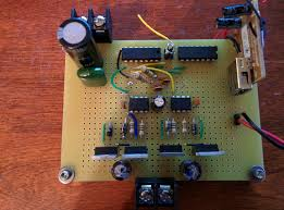 class d subwoofer amplifier out of scrap • hackaday io this is the business stage of class d amplfiers now that we have a square wave from the first stage we can use it to switch a big load