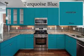 simple design turquoise kitchen cabinets wrap colors blue jpg