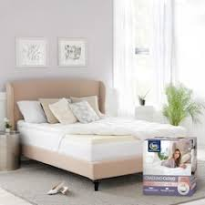 memory foam mattress pad. Serta Cradling Cloud Plus 5-inch Memory Foam Mattress Topper Memory Foam Mattress Pad