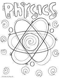 Scientist Coloring Page Awesome Science Coloring Pages Or Science