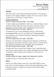 Resume Builder Free Cv Maker Resume Templates Apk Download Free
