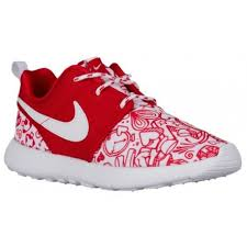 nike running shoes for girls black and white. nike roshe one - girls\u0027 grade school running shoes university red/ for girls black and white