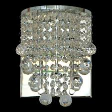 asfour crystal wall light