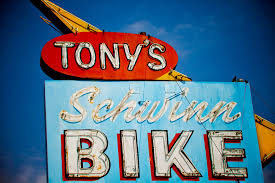 Neon Signs For Home Decor Vintage Tonys Schwinn Bike Neon Sign Retro Home Decor Antique Neon 99