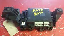 suzuki fuses fuse boxes suzuki alto 09 14 1 0 under dash fusebox fuse box 68k10