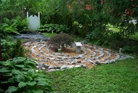 Small Picture Simple Labyrinth Garden Designs Meditation Garden Design