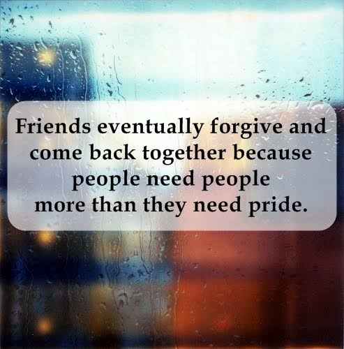 lost friendship quotes and sayings