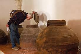 Курсовая экспедиция по континентальной Португалии Страница  Здесь монахи хранили вино Или хранят