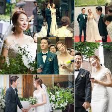 korean drama wedding dress bridal gown 7