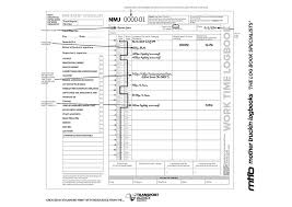 Truck Log Book For Sale Truck Log Book Examples Major Magdalene Project Org