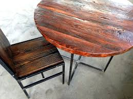 reclaimed wood table top round reclaimed wood dining table on custom steel base and reclaimed wood reclaimed wood table top