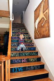 staircase decorating ideas the staircase decorating ideas with paint leftover wallpaper and wall stickers top of staircase decorating ideas