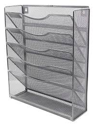 easypag 6 tier mesh wall hanging file