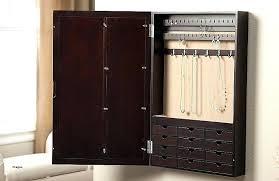 wall mount jewelry box wall mounted jewelry box wall mounted necklace box wall mount jewelry