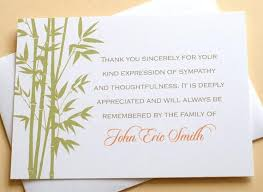Thank You For Sympathy Card Condolence Thank You Card Let Me Create A Custom Sympathy Thank You