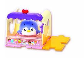 """<b>Игровой набор Harp</b> """"<b>Киоск</b> мороженого"""", герой пингвин Попо ..."""