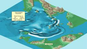 The death toll from the indonesia tsunami and earthquake, which struck the island of sulawesi on friday 28 sep, now stands at over 2,000. Comet Helps Simulate A Rare Volcanic Tsunami