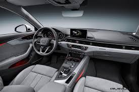 2016 audi a4 interior. Wonderful Interior 2017 Audi A4 Allroad 45 Inside 2016 Interior R