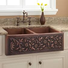 Bronze Kitchen Sink Faucets Sinks Beautiful Glass Tile Backsplash For Acrylic Divided Kitchen