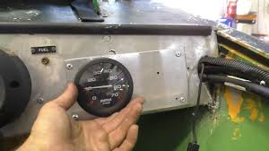 10 Pulse Speedometer Calibration Chart Installing And Calibrating An Outboard Tachometer