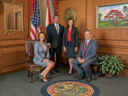 desantis net worth up in first year as