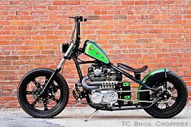 custom choppers bobbers built by tc bros choppers
