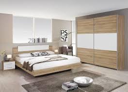 4 Tlg Schlafzimmer In Sonoma Eiche Nbweiß Kaufen Bei