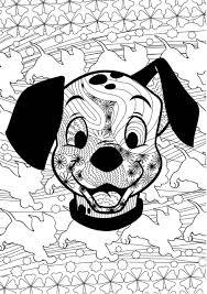 Coloriage Disney Anti Stress Puppies 3 Dessin C3 A0 Imprimer Disney L L L L L L L L
