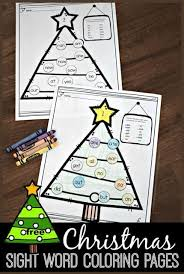 See our extensive collection of esl phonics materials for all levels, including word lists, sentences, reading passages, activities, and worksheets! Free Christmas Sight Words Coloring Sheets