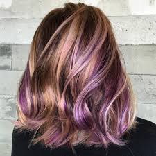 40 Versatile Ideas Of Purple Highlights