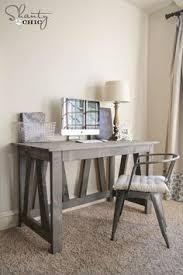how to build office desk. How To Build A Desk For $20 (Bonus: 5 Cheap DIY Plans \u0026 Ideas) Office E