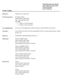 Cna Resume Template Free Cna Resume Template Sample Example Of Examples Word Good Entry