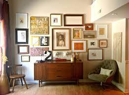 mid century modern wall artgallery onephoto collage mid century modern
