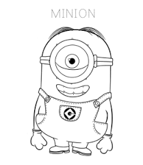 Explore 623989 free printable coloring pages for your kids and adults. Despicable Me Minions Coloring Pages Playing Learning