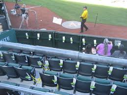 Oakland Athletics Club Seating At Ringcentral Coliseum