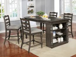 Christmas Sale 5 Pcs Theresa Counter Ht Table Set Available In 2