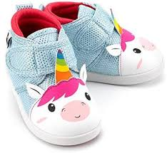 Ikiki Shoes Size Chart Ikiki Unicorn Squeaky Shoes For Toddlers W Adjustable