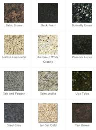 kitchen countertops granite colors. Picture 2 Of 9 Kitchen Countertops Granite Colors Most Popular T