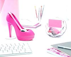 cute girly office supplies. Cute Desk Ideas Accessories Girly Office Pink  For . Supplies