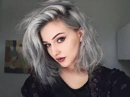 diy hair how to get granny gray hair