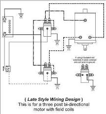 winch wiring diagram solenoids winch image wiring new winch motor 24 volt for ramsey winch applications u2022 83 40 on winch wiring diagram