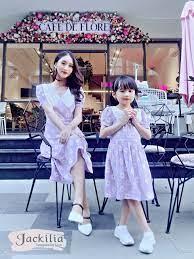 Khơi nguồn cảm hứng mặc đồ đôi cho mẹ và bé