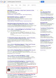 Advertising Plan Pdf Do Advertising Agencies Have Business Plans Peter Levitan