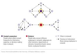 Collaborative Organizational Chart The Role Of Networks In Organizational Change Mckinsey