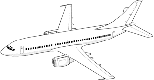 Airplane Drawing Easy Way To Draw Airplane Airplane Simple Drawing At Getdrawings