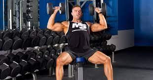 10 week m building program muscle