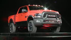 Latest Dodge RAM – 2017 Ram Power Wagon / New Dodge Ram Pickup Truck ...
