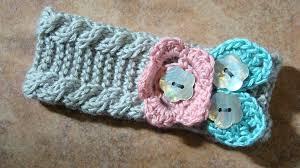 Baby Headband Knitting Pattern Magnificent Decoration