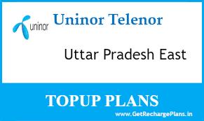 Telenor Recharge Chart Uninor Telenor Uttar Pradesh East Online Recharge Topup